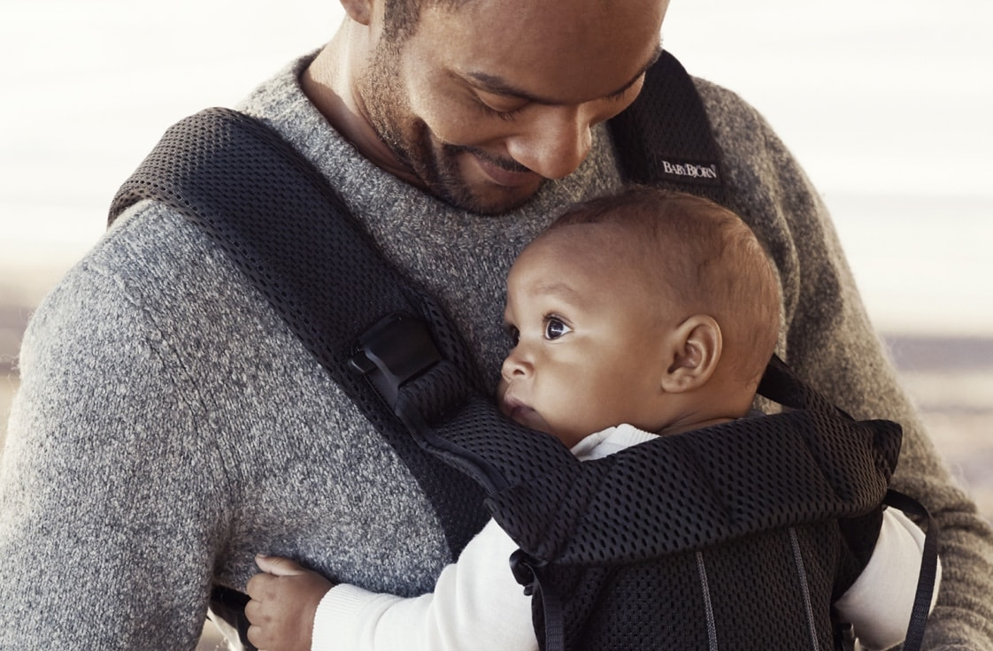 Lifestyle photography for BabyBjorn at KIDLY