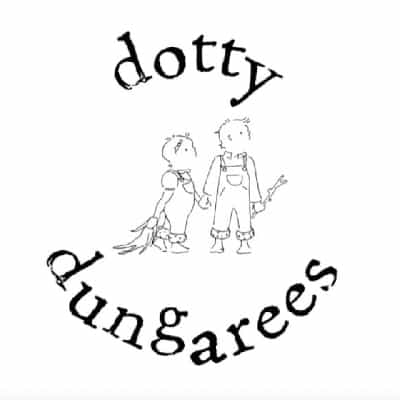 Dotty Dungarees
