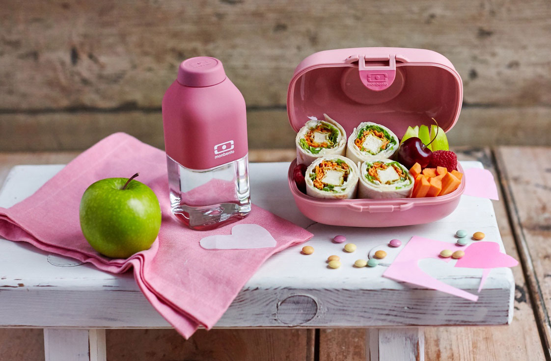 Lifestyle photography for monbento at KIDLY
