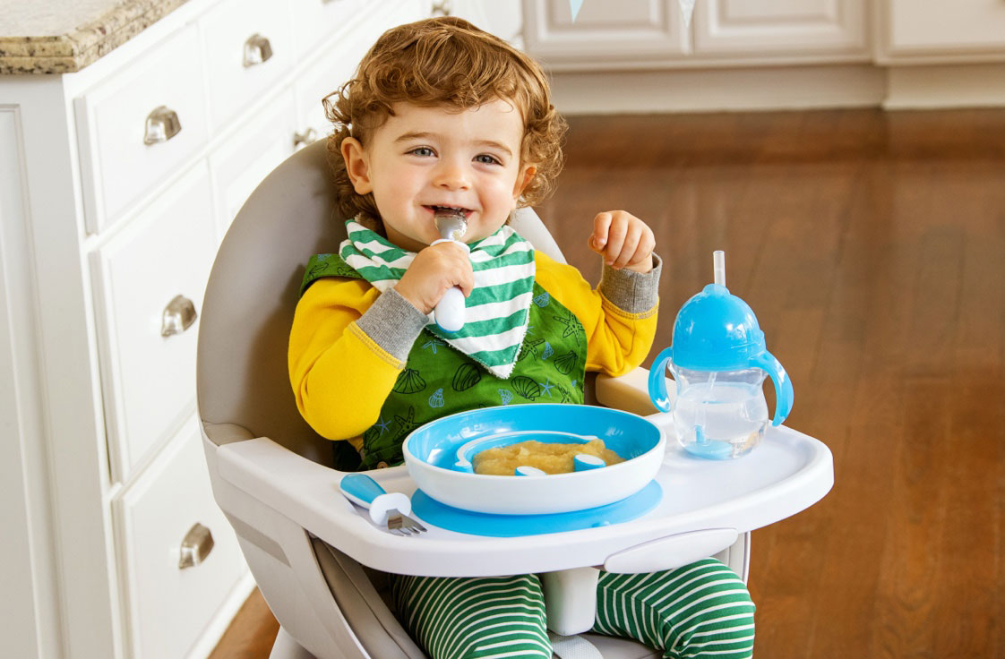 Lifestyle photography for Munchkin at KIDLY