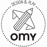 OMY DESIGN & PLAY's logo