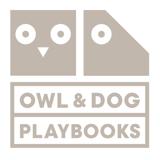 Owl & Dog Playbooks logo