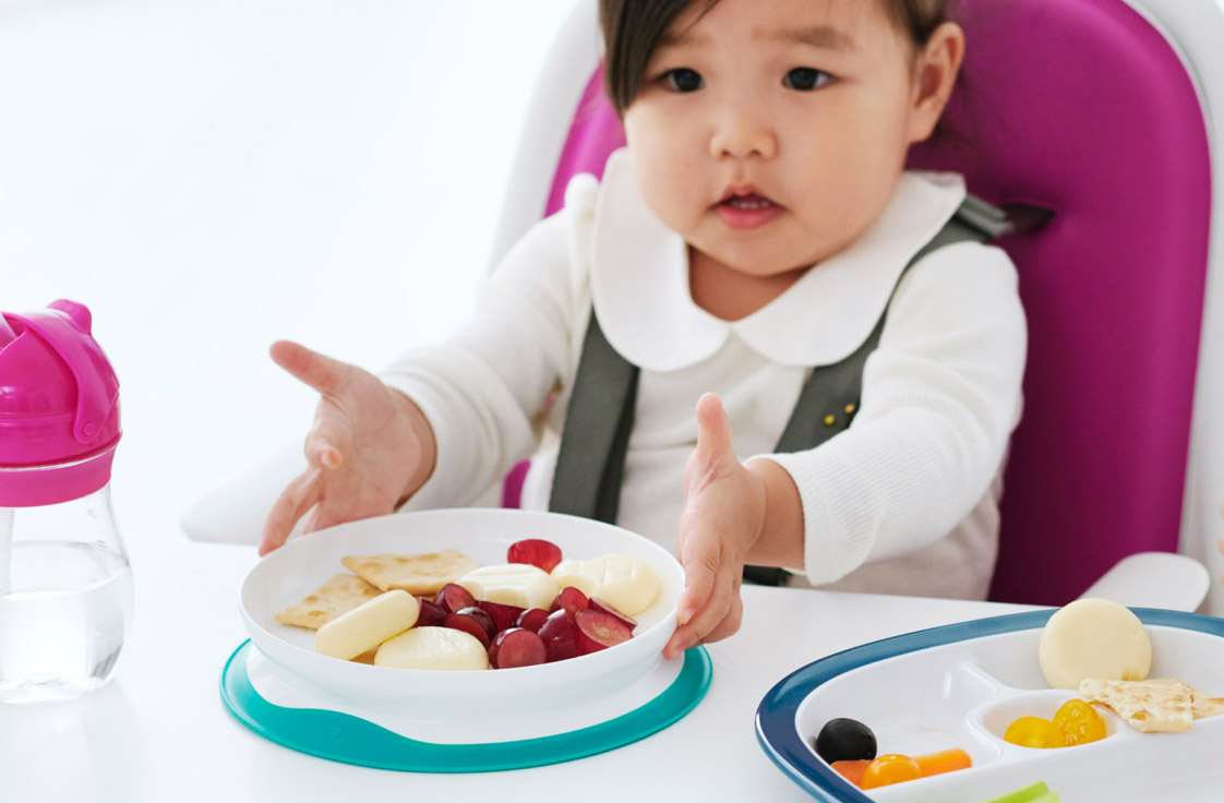 Lifestyle photography for OXO Tot at KIDLY