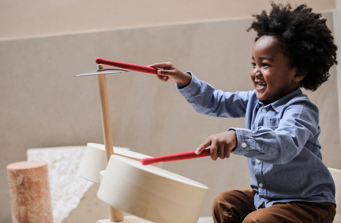 Lifestyle photography for Plan Toys at KIDLY