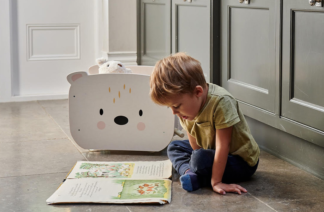 Lifestyle photography for Tender Leaf Toys at KIDLY