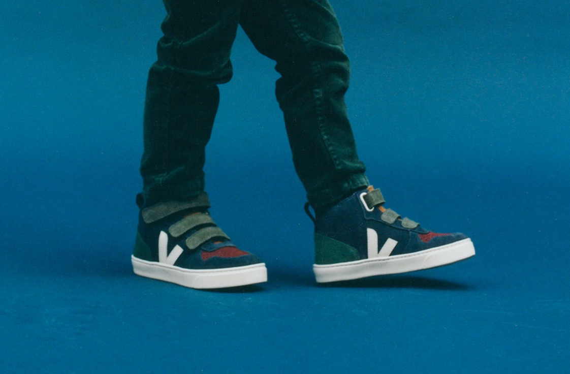 Lifestyle photography for Veja at KIDLY