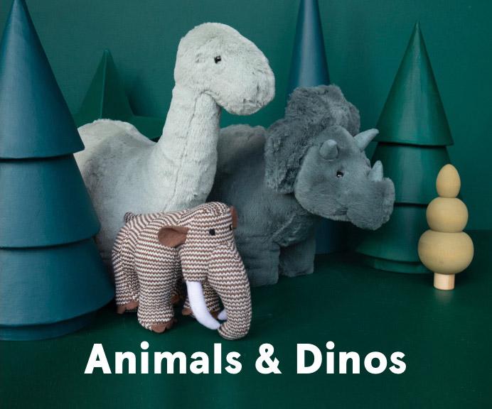 Animals & Dinos