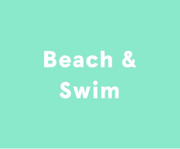 Beach & Swim
