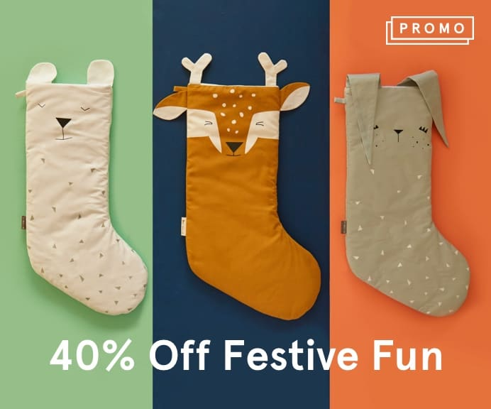 40% Off Festive Fun