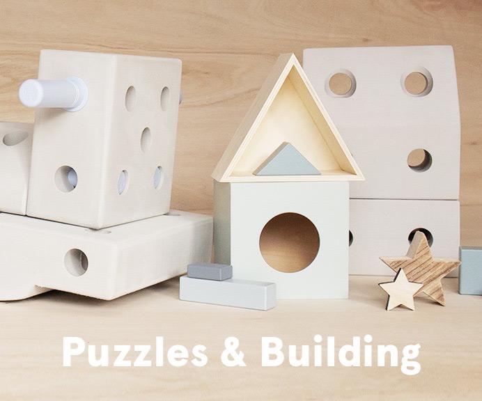 Puzzles & Building