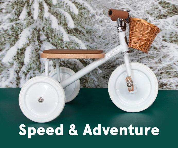 Speed & Adventure