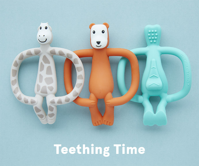 Teething Time