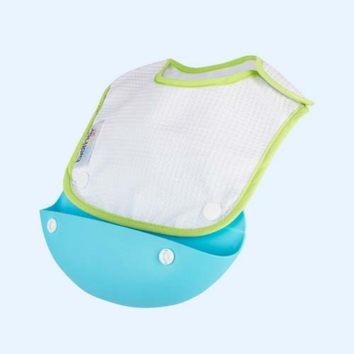Blue Brother Max Catch and Fold Bib