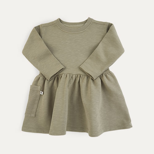 Hemp KIDLY Label Organic Sweatshirt Dress