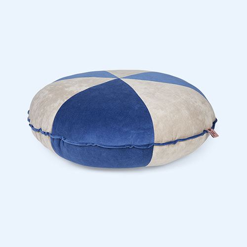 Deep Blue wigiwama Cookie Beanbag Large