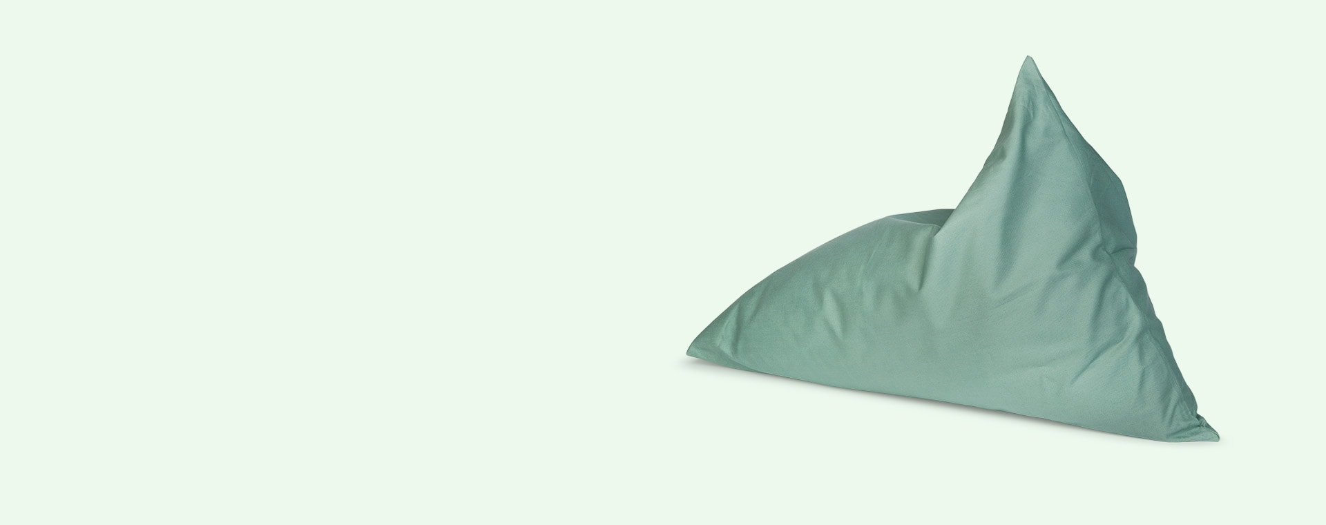 Olive Green wigiwama Beanbag
