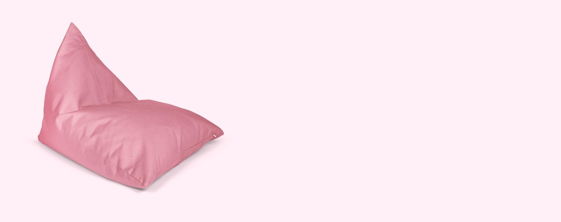 Blush Pink wigiwama Beanbag