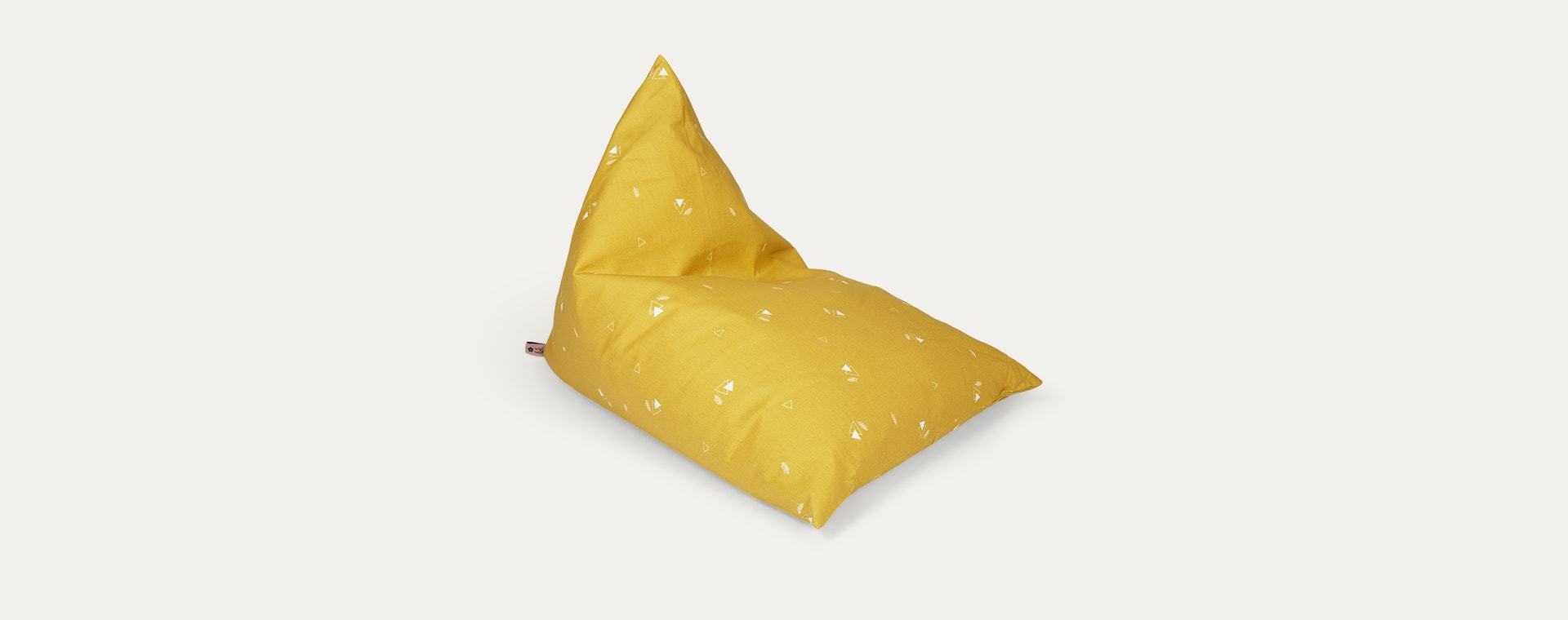 Honey Mustard wigiwama Beanbag