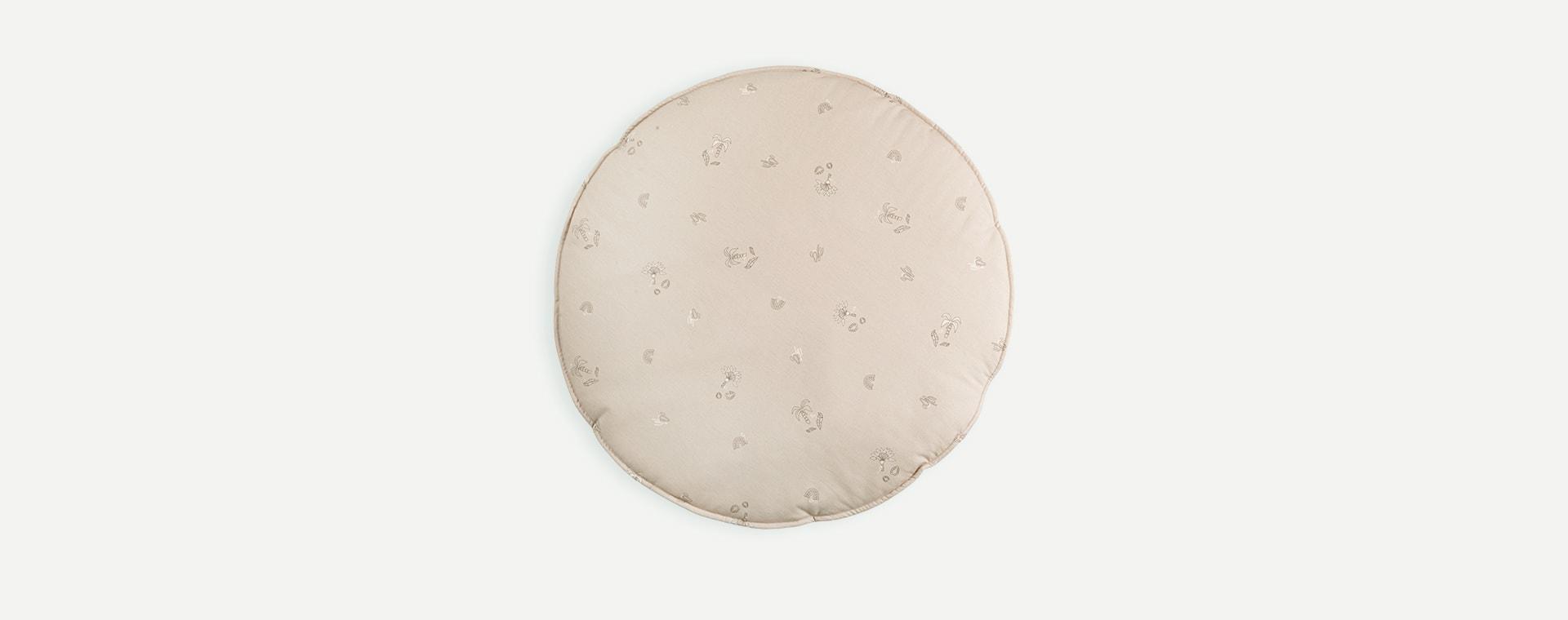 Powder Beige wigiwama Playmat