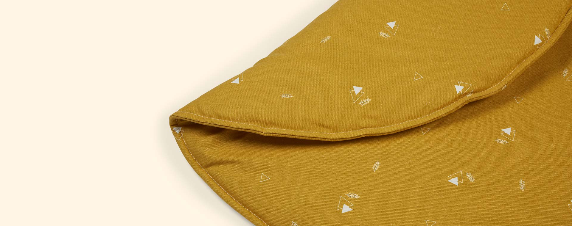 Honey Mustard wigiwama Playmat