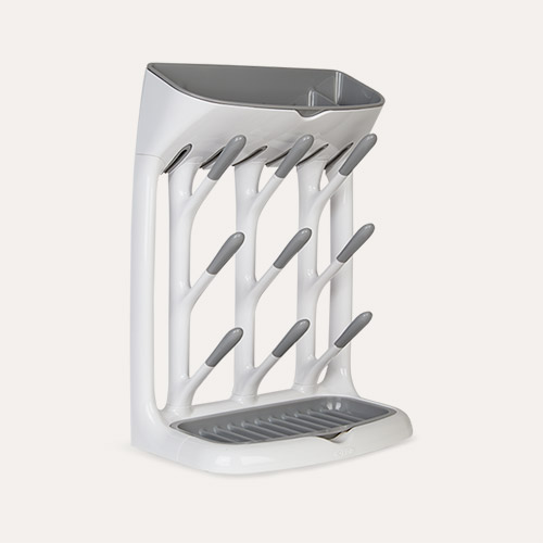 Grey Oxo Tot Space Saving Drying Rack
