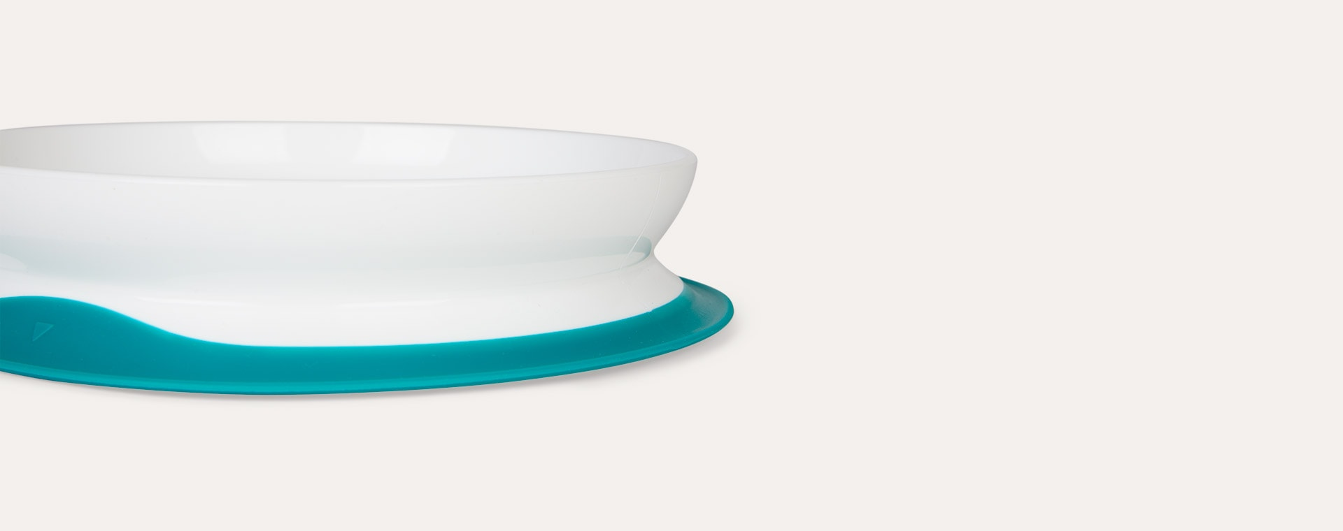 Teal Oxo Tot Stick & Stay Suction Plate