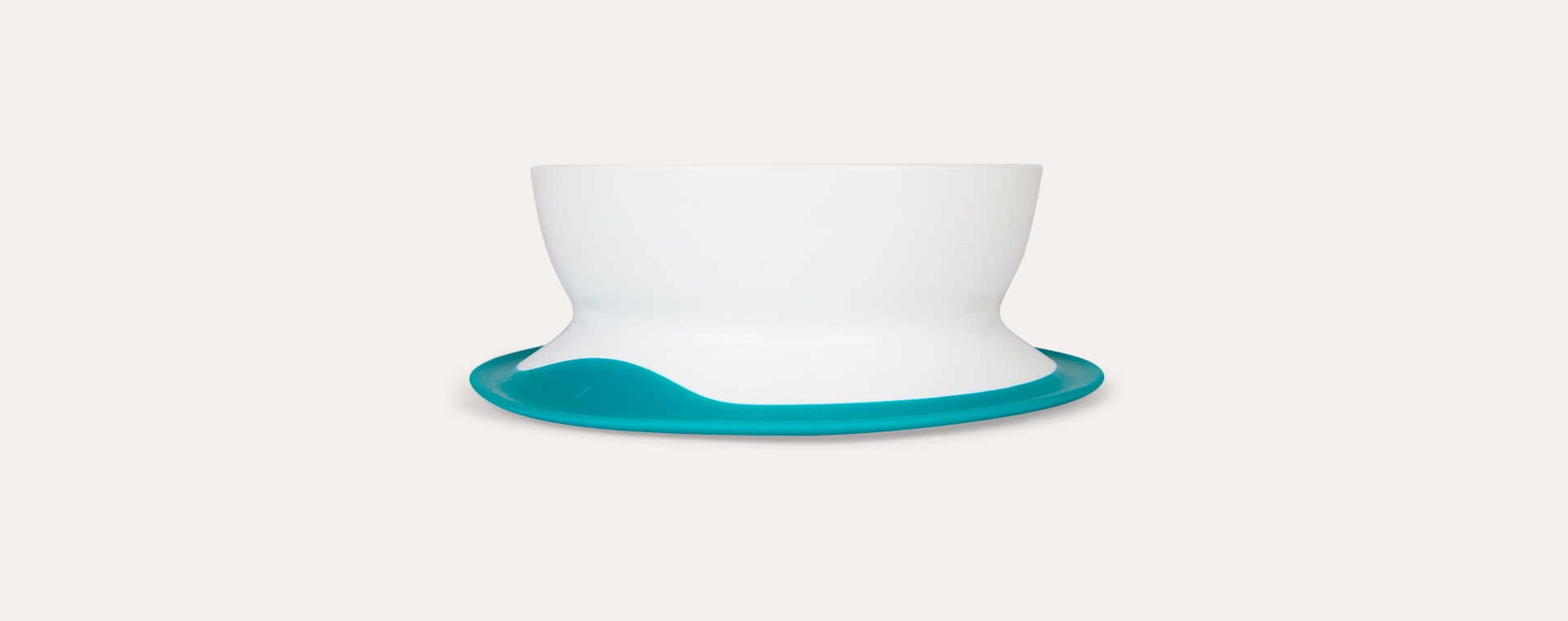 Teal Oxo Tot Stick & Stay Suction Bowl