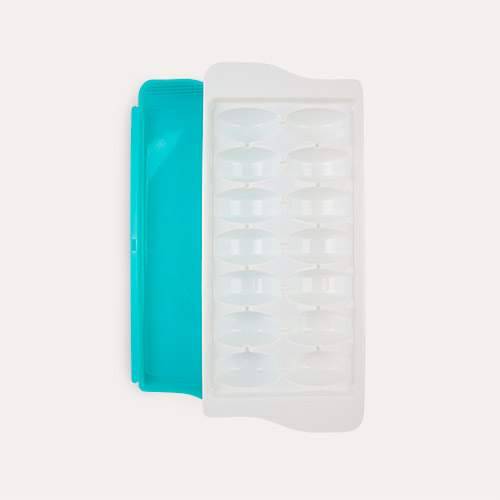 Teal Oxo Tot Baby Food Freezer Tray