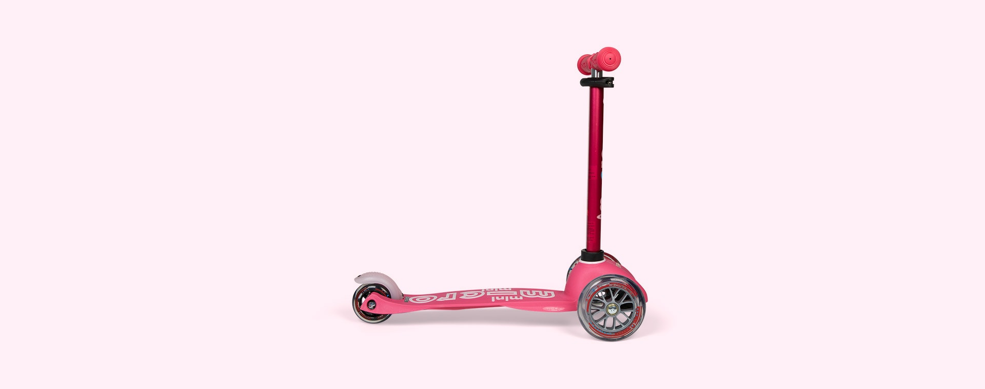 Pink Micro Scooters Mini Micro Deluxe Scooter