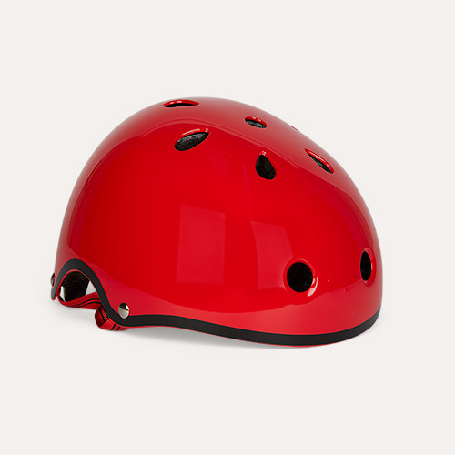 Red Micro Scooters Classic Deluxe Helmet
