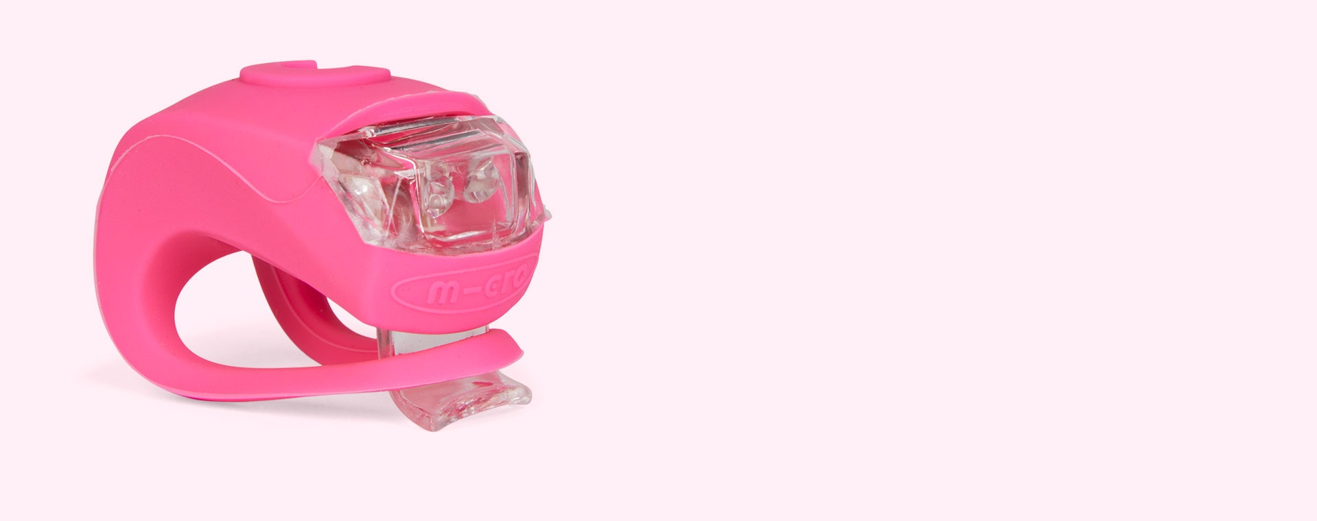Pink Micro Scooters Light