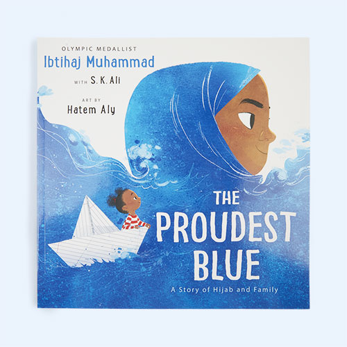 Multi bookspeed The Proudest Blue