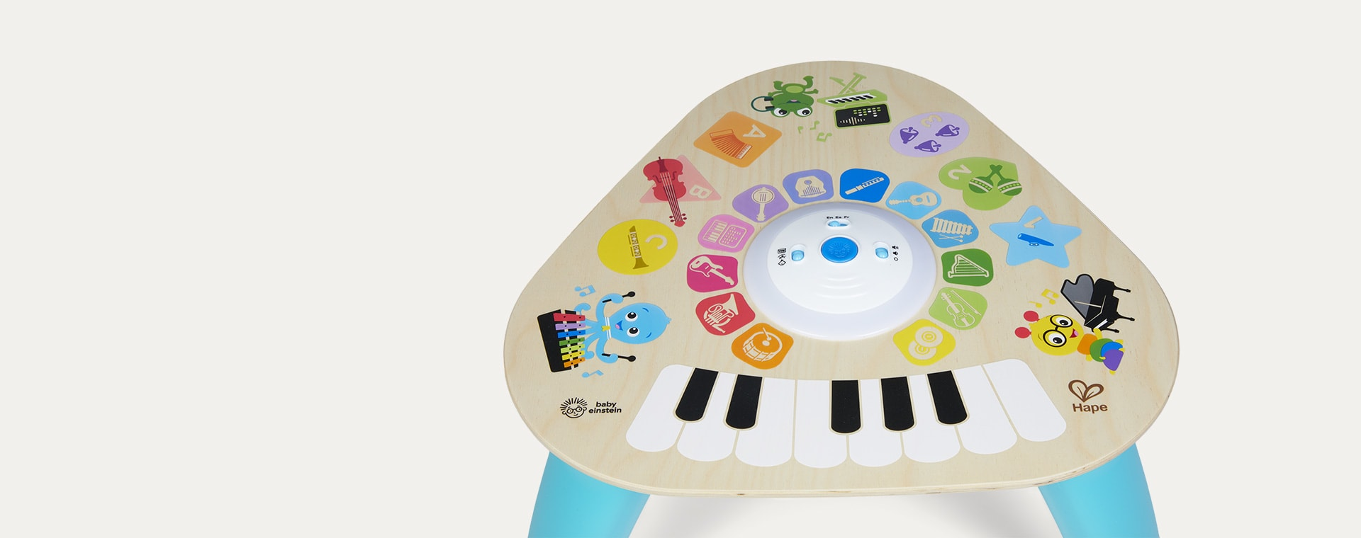 Multi Hape Clever Composer Tune Table Magic Touch Activity Toy
