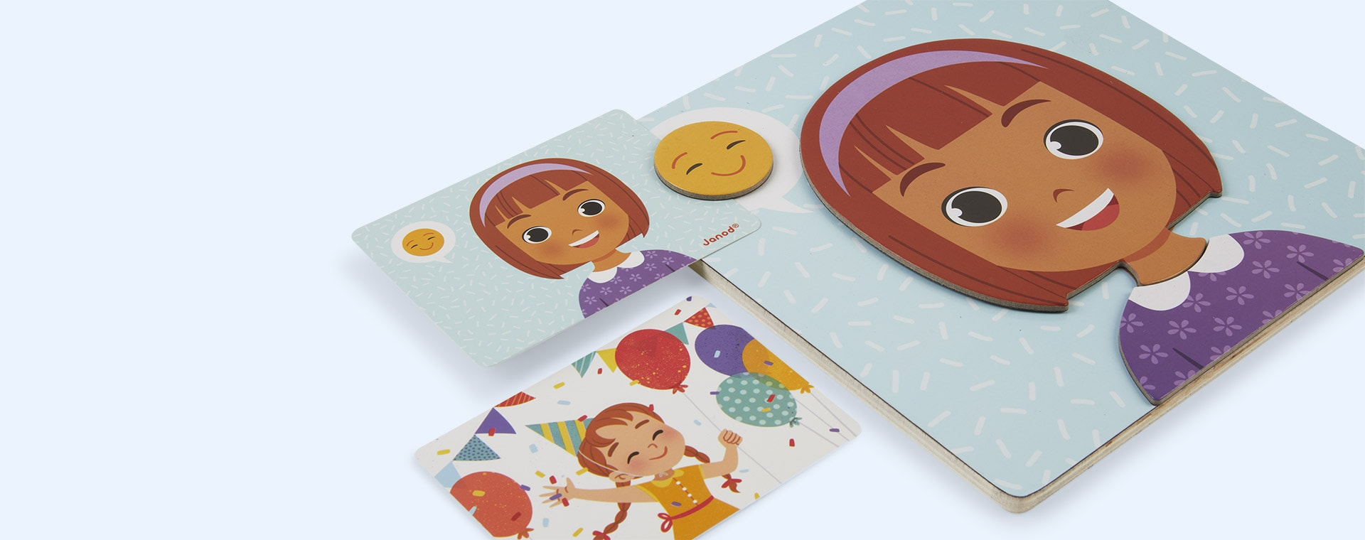 Multi Janod Emotions Magnetic Game