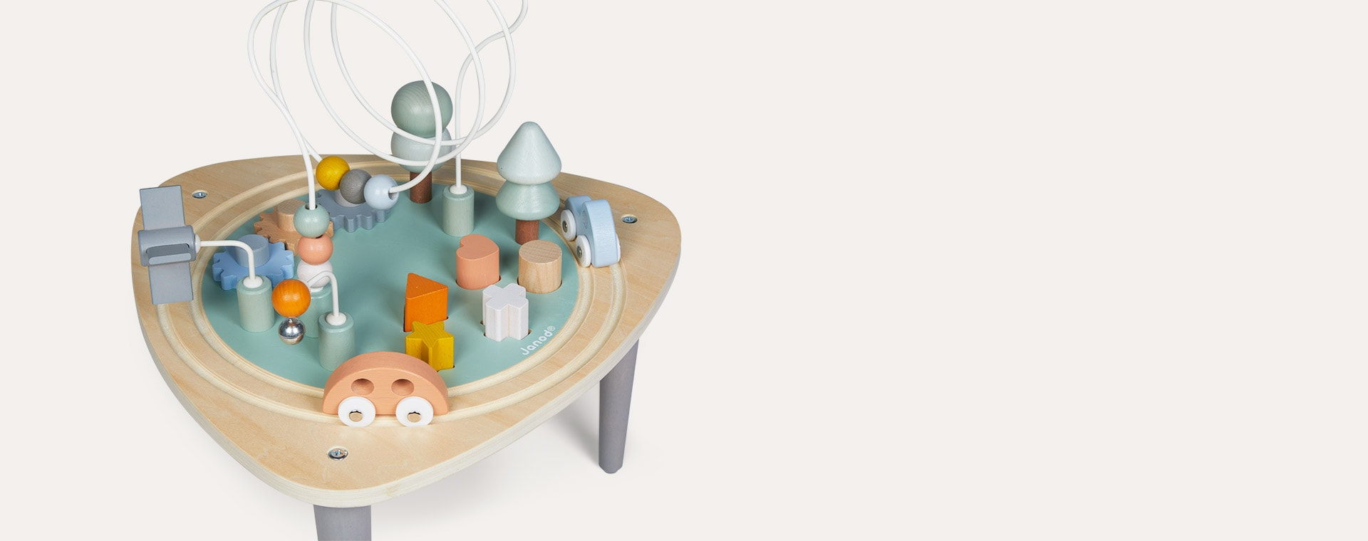 Multi Janod Sweet Cocoon Activity Table