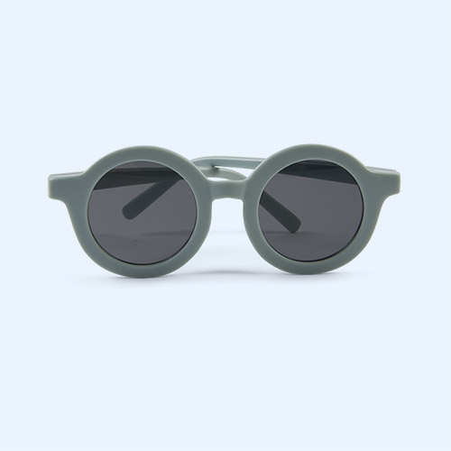 Light Blue Grech & Co Sustainable Sunglasses