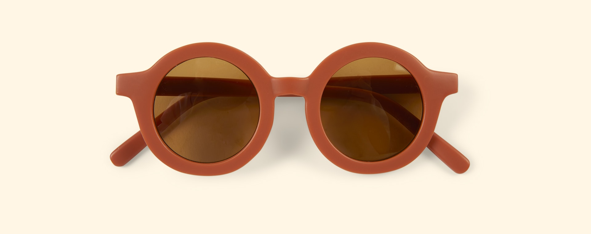 Rust Grech & Co Sustainable Sunglasses