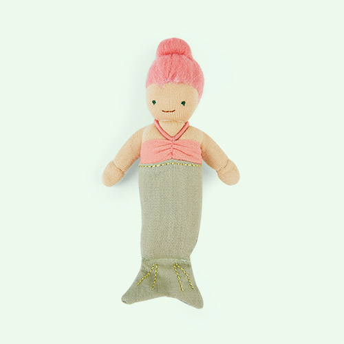 Coral Olli Ella Holdie Folk Mermaid