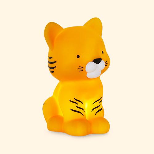 Orange A Little Lovely Company Tiger Little Light