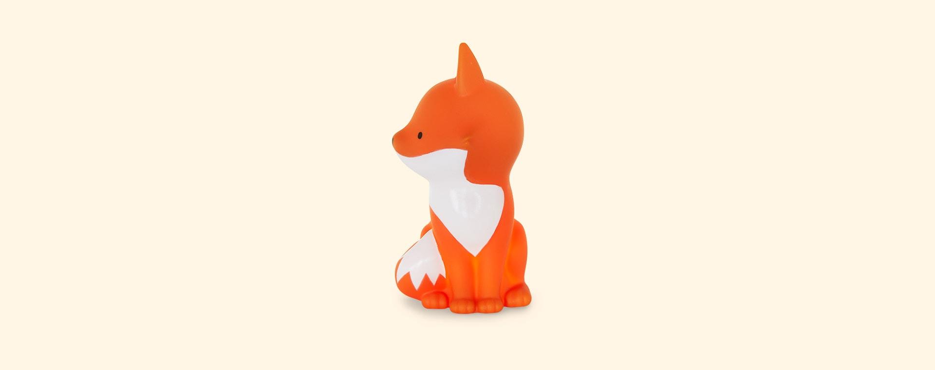 Orange A Little Lovely Company Fox Little Light