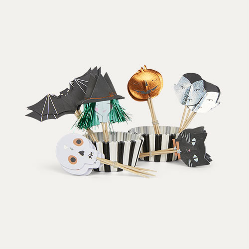Multi Meri Meri Halloween Icon Cupcake Kit