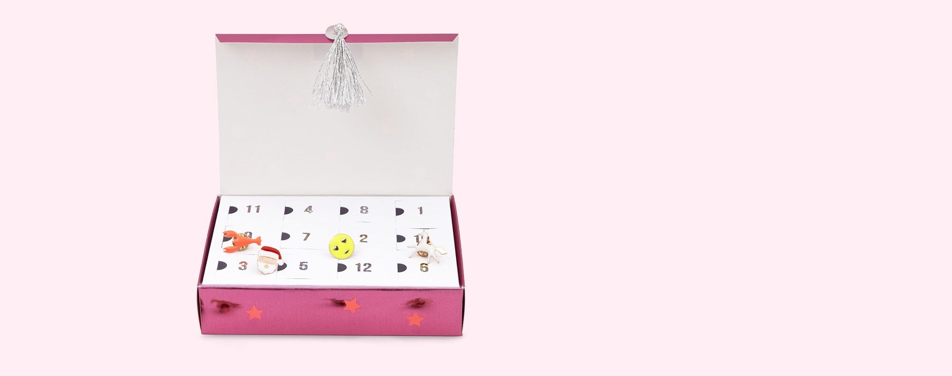 Multi Meri Meri Enamel Pin Advent Calendar