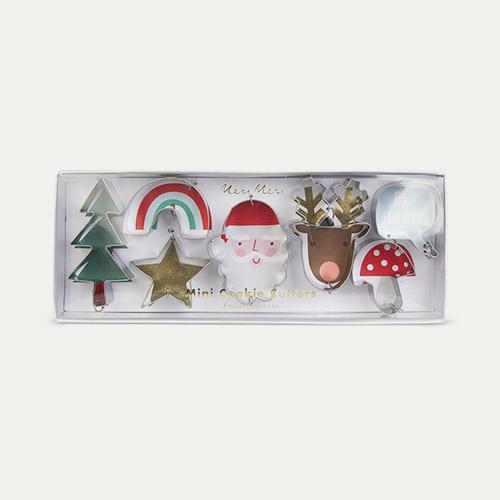 Multi Meri Meri Festive Icons Cookie Cutters