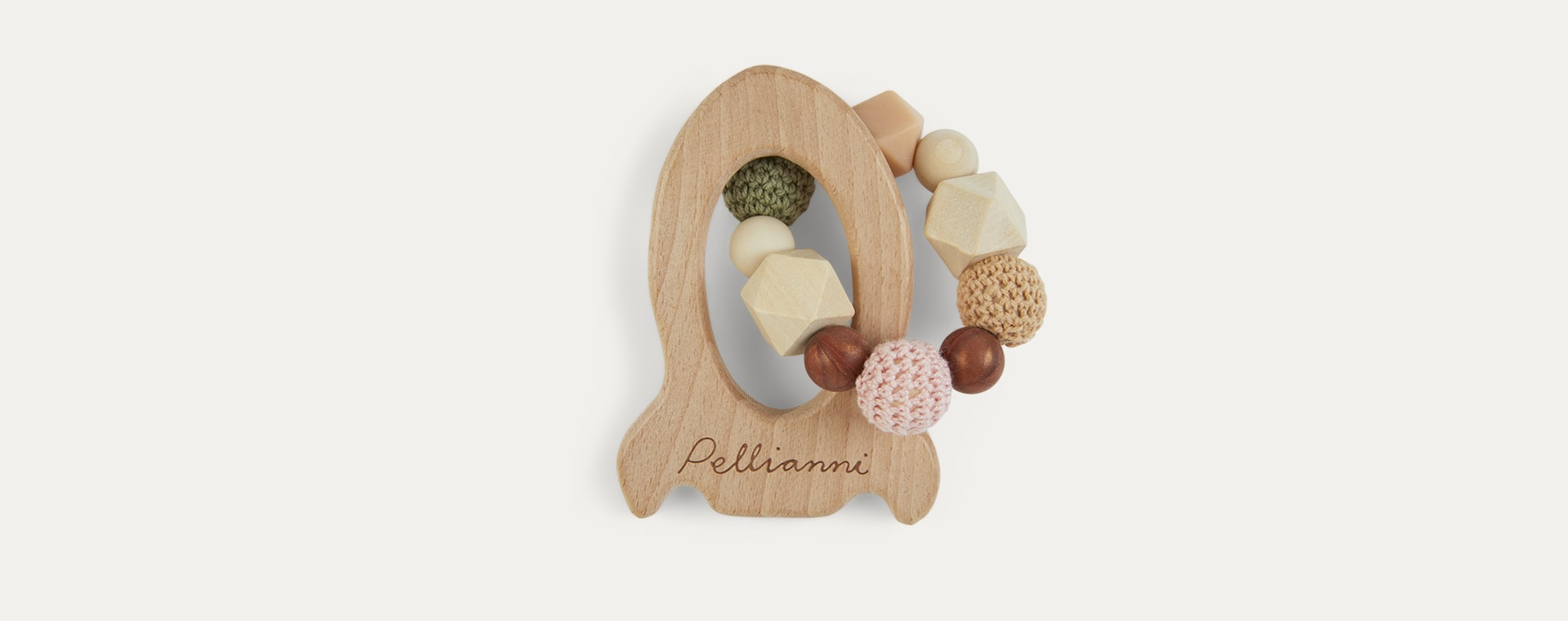 Autumn Pellianni Rocket Teether