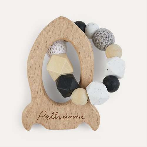 Contrast Pellianni Rocket Teether