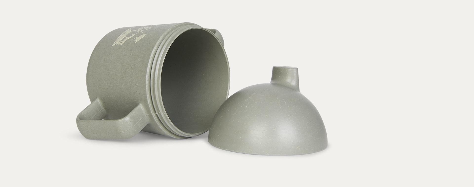 Grey Pellianni Bio Cup
