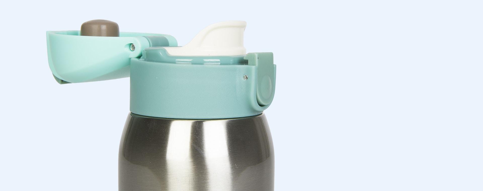 Green Pellianni Thermos Bottle