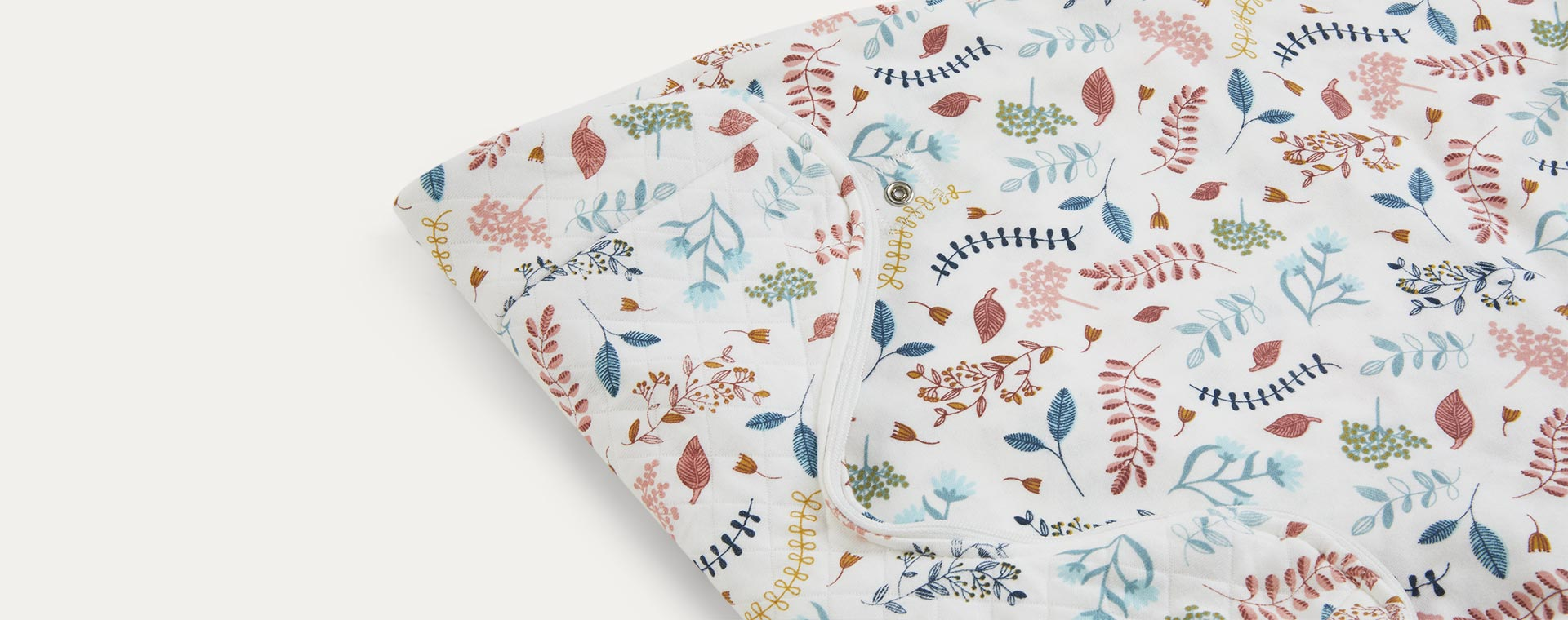 Botanical PurFlo Swaddle to Sleep Bag All Seasons 2.5 Tog