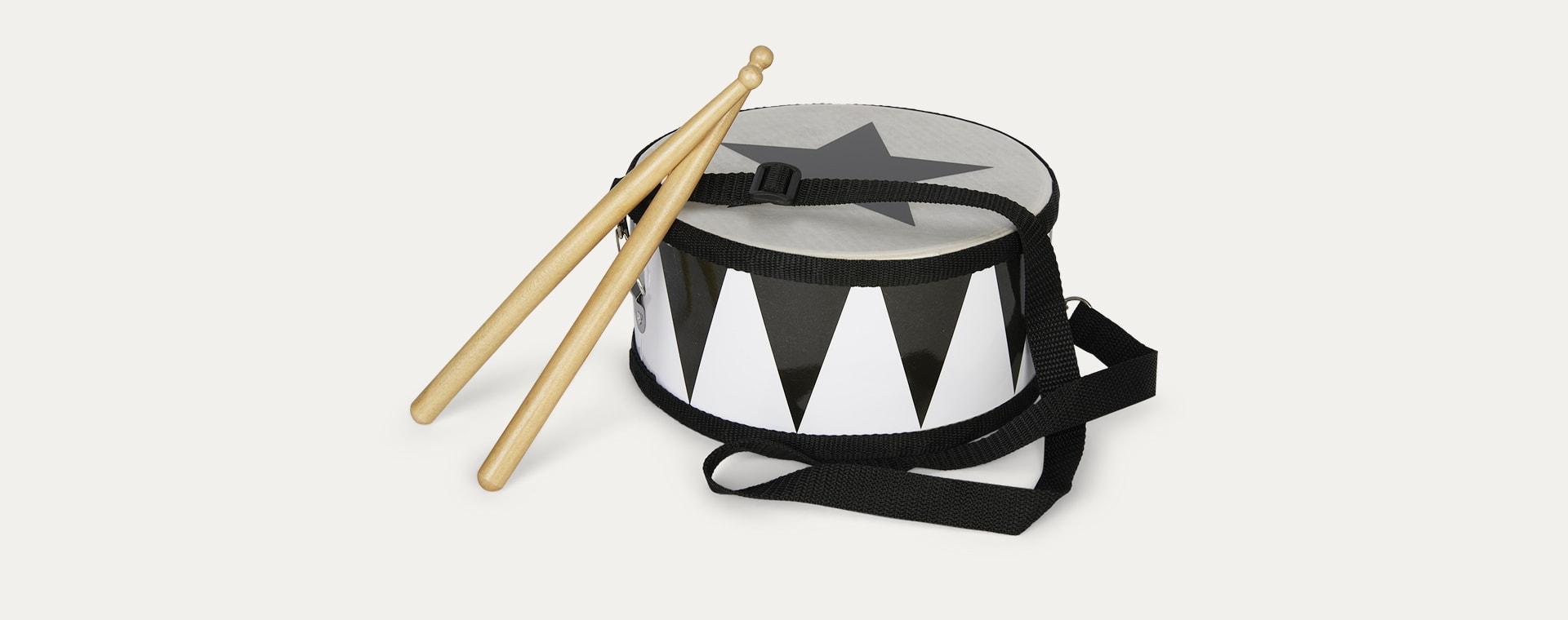 Black Jabadabado Drum