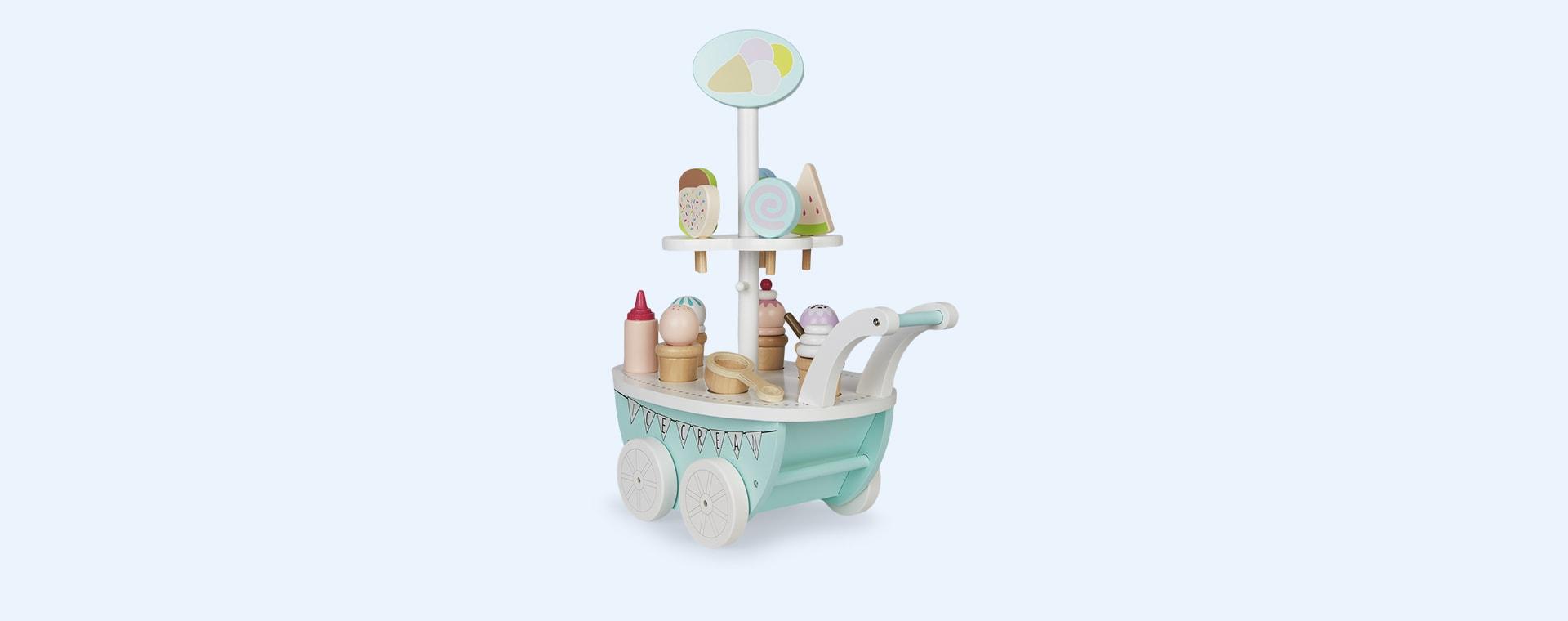 Multi Jabadabado Ice Cream Trolley